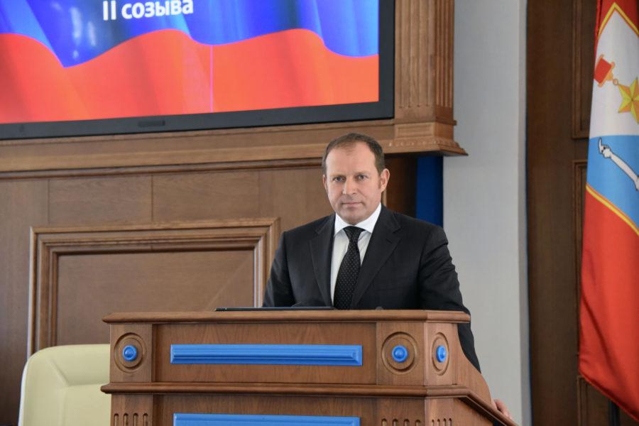 3 февраля состоится пресс-конференция вице-спикера Законодательного Собрания Ильи Журавлева