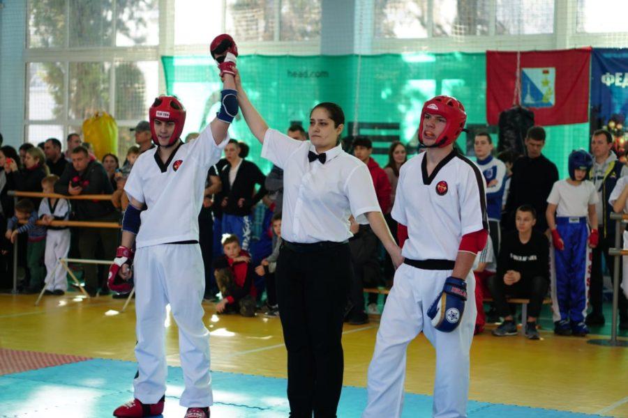 В Севастополе прошли чемпионат и первенство города по кикбоксингу