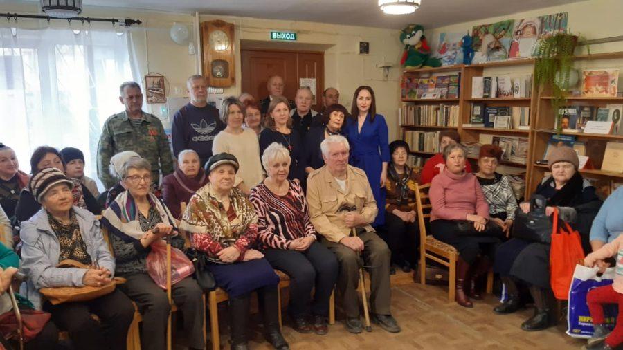 Нахимовцы провели литературно-музыкальную гостиную, приуроченную ко Дню защитника Отечества