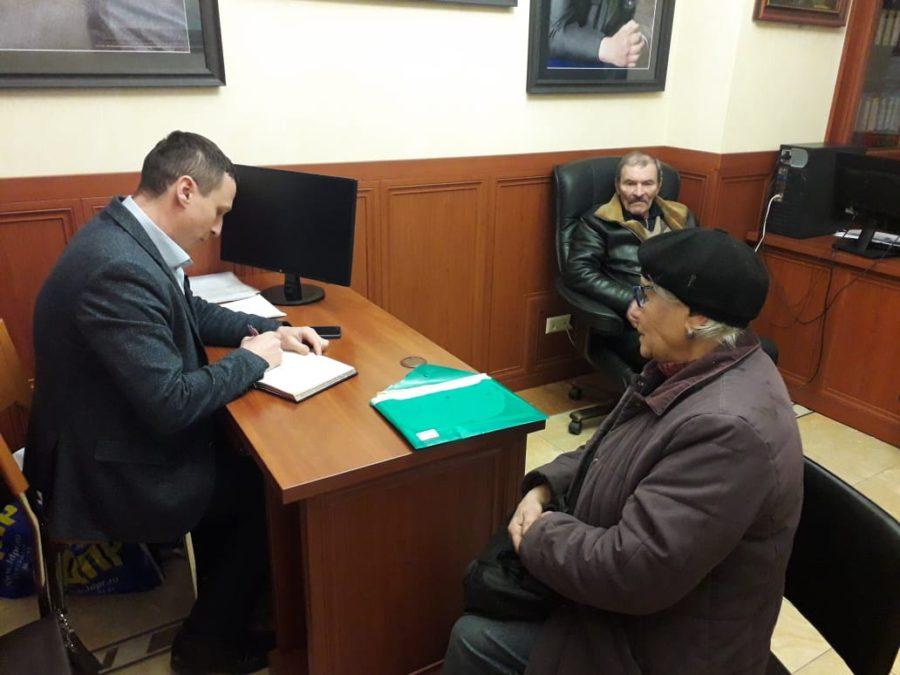 Андрей Куринов проконтролирует сохранение водоснабжения домов в районе Максимовой дачи