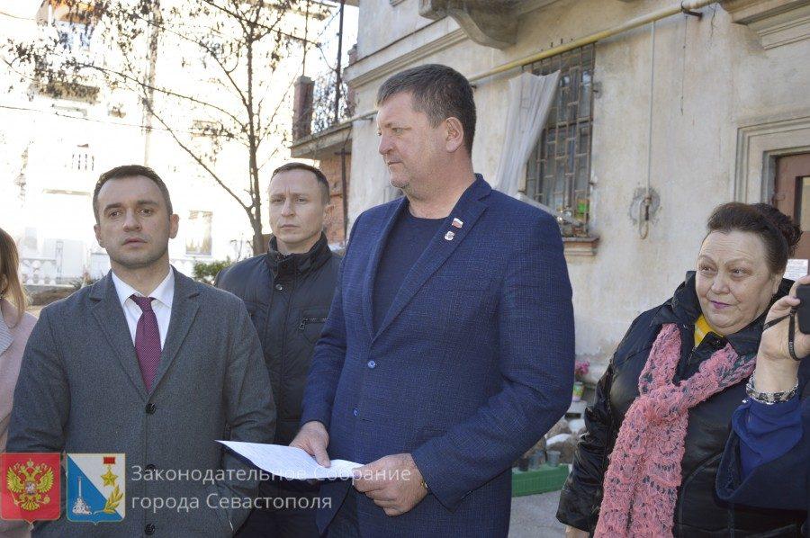 В Севастополе не могут решить дальнейшую судьбу помещения ТЮЗа, расположенного на Большой Морской
