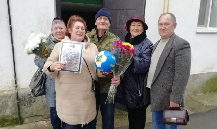 ЛДПР поздравляет сторонника партии Виталия Армишева с юбилеем