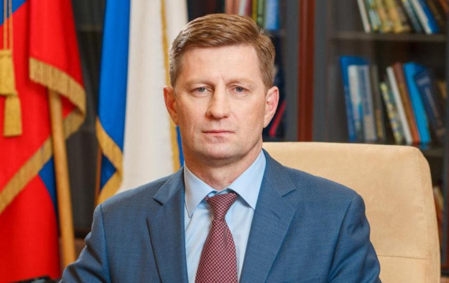 ЛДПР в Севастополе поздравляет Сергея Фургала с юбилеем