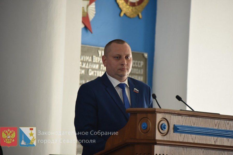 Артем Гордиенко: Севастополю необходимо решить проблему с нехваткой мест в ясельных группах
