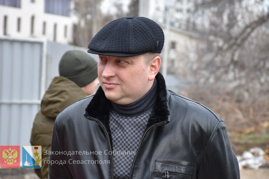 Артем Гордиенко: Спорткомплекс имени 200-летия Севастополя сможет готовить кадры для спорта высших достижений