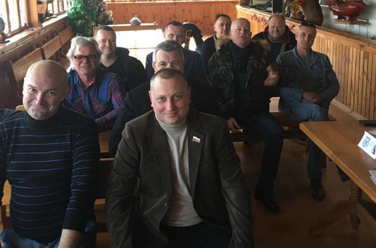 Артем Гордиенко избран вице-президентом Международной полицейской ассоциации в Севастополе