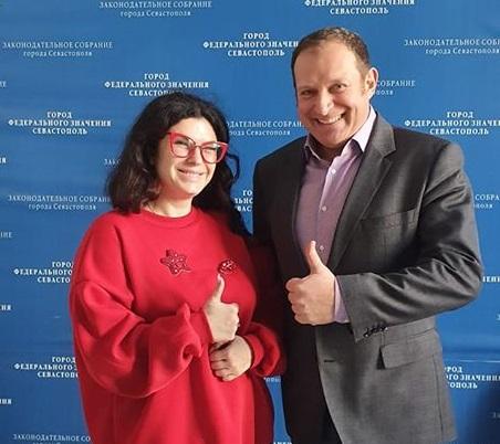 Илья Журавлев поддерживает проведение «Детского голоса Крыма»