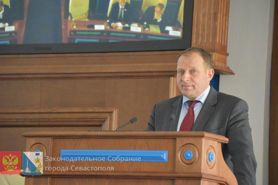 Бизнес-омбудсмен Севастополя отчитается перед парламентом