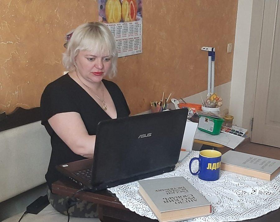 Активисты ЛДПР в Севастополе проводят онлайн-курсы английского для детей
