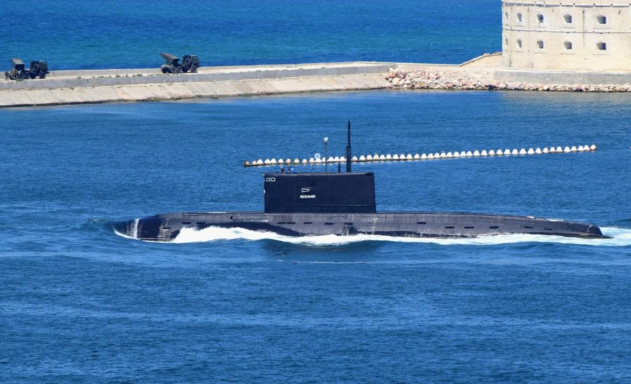 Поздравление лидера партии ЛДПР Владимира Жириновского с Днем моряка-подводника