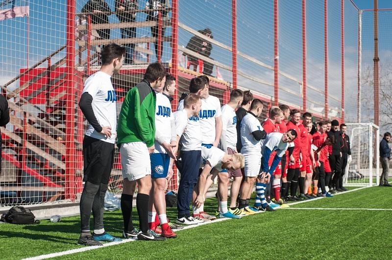 В Севастополе стартовал чемпионат по мини-футболу среди любителей