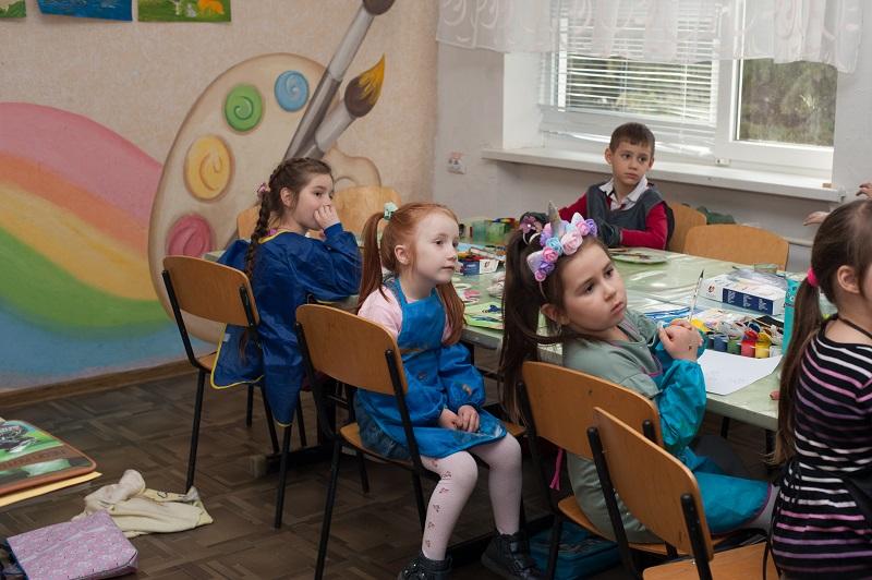 Воспитанники станции юных техников приняли участие в конкурсе рисунков от ЛДПР