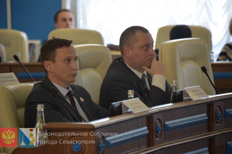 В Заксобрании Севастополя предложили организовать общий чат с депутатами, губернатором и его заместителями