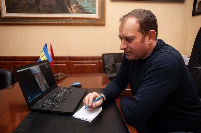 Депутаты Заксобрания Севастополя от ЛДПР провели прием граждан в режиме онлайн
