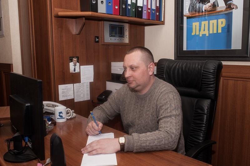 Артем Гордиенко рассказал про специфику депутатской работы в режиме самоизоляции