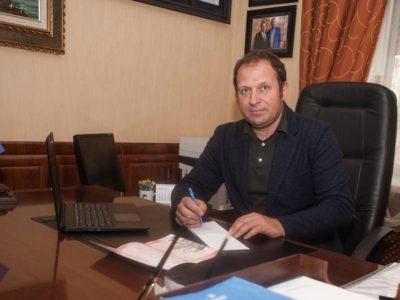 Илья Журавлев провел прием граждан в режиме онлайн