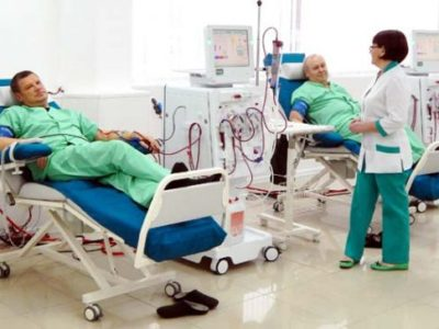 ЛДПР в Севастополе благодарит медиков за эффективную работу с пациентами на диализе