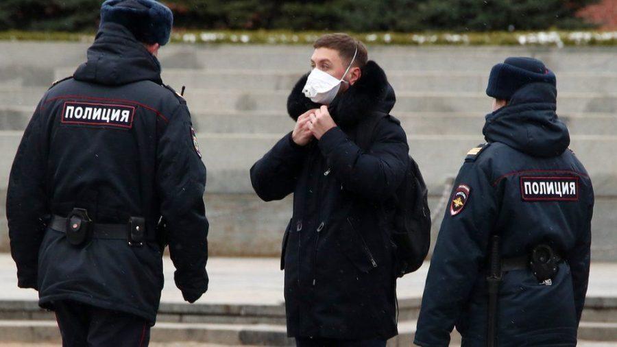 В Заксобрании Севастополя просят прокуратуру разъяснить начисление штрафов за нарушение режима самоизоляции